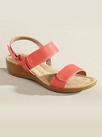 Comfort in every step ~ Comfort Sandals by Soft Style® A Hush Puppiies® Co from Old Pueblo Traders