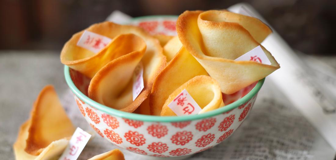 создании китайское печенье с пожеланиями откуда появилось можете