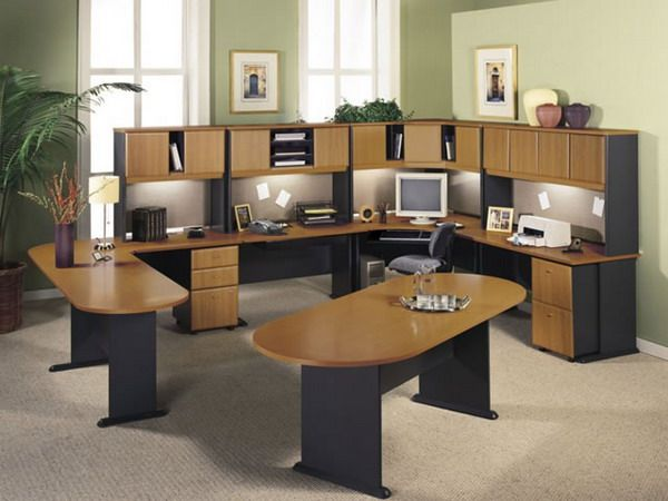 Office Furniture Ideas Layout - Home Design