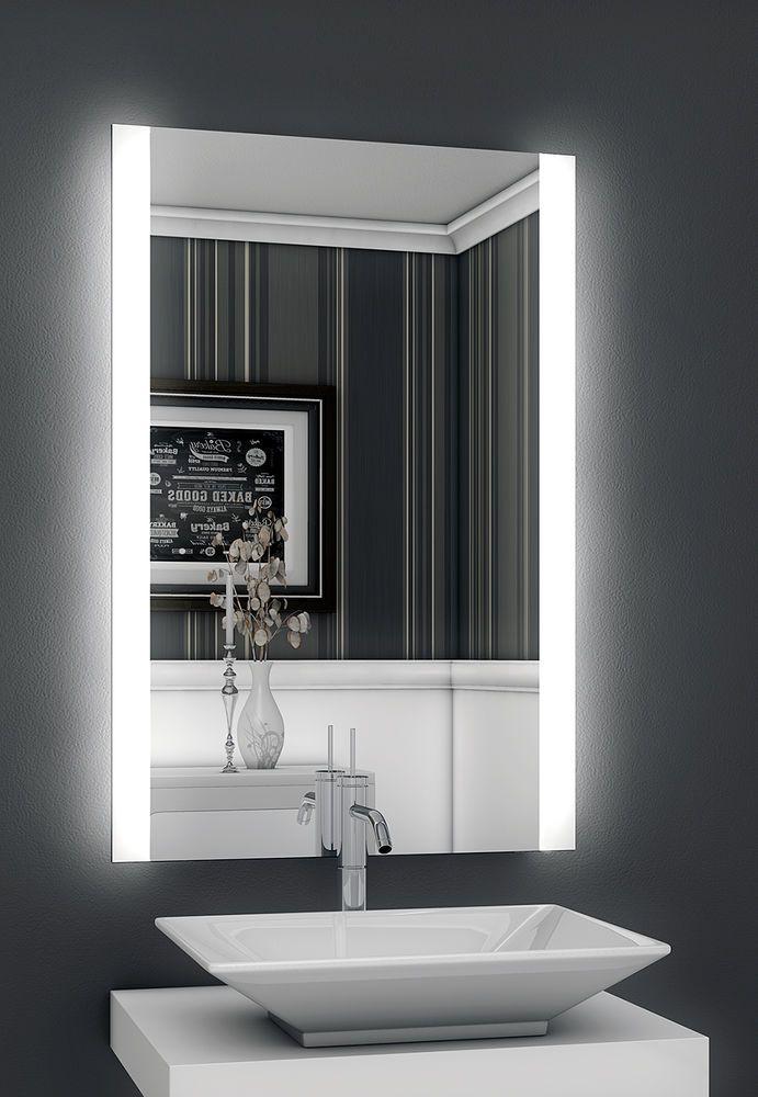 Bricode Süd® LED Badspiegel Persis (B) Badezimmer