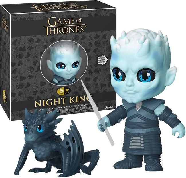 Funko 5 Star Game of Thrones Night King