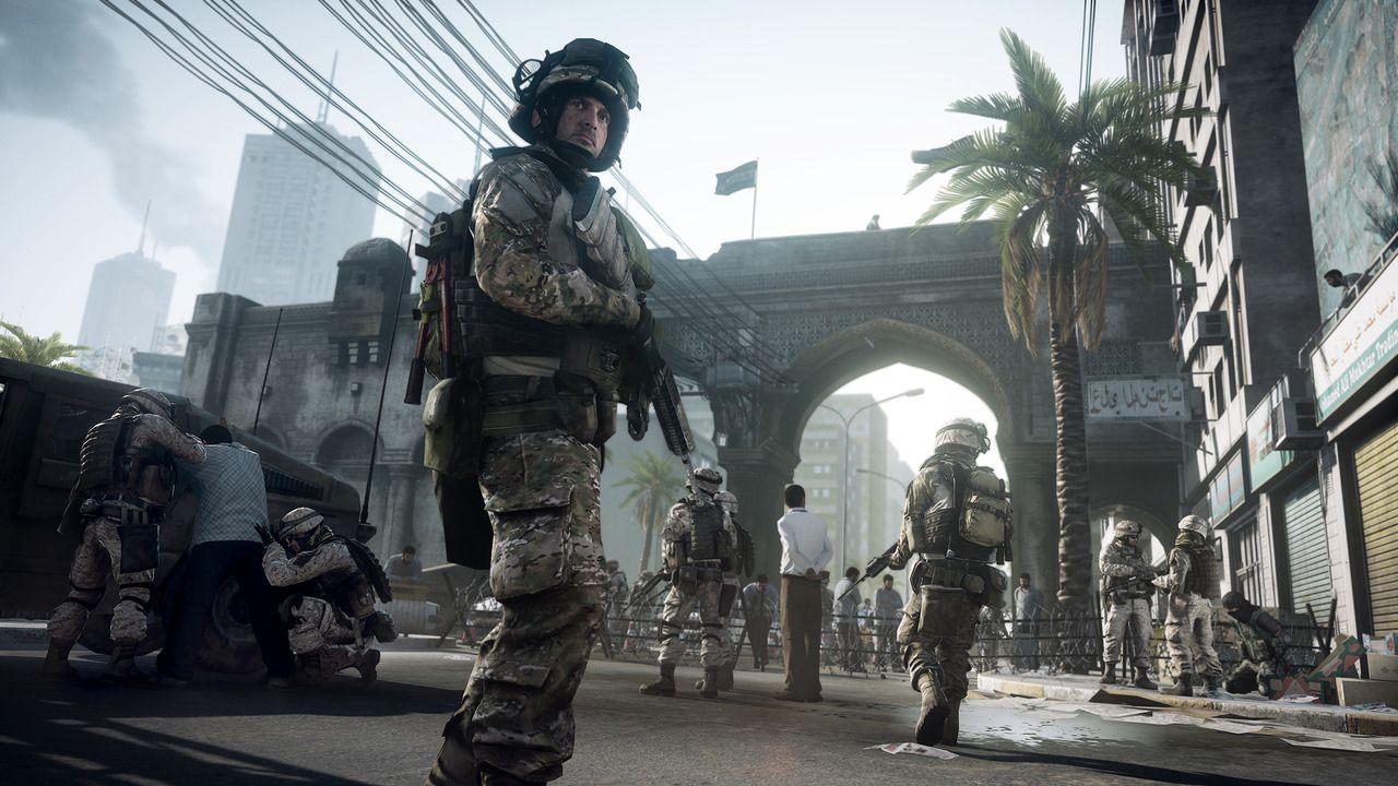 Download Battlefield 3 Pc Game Torrent Http Games Torrentsnack