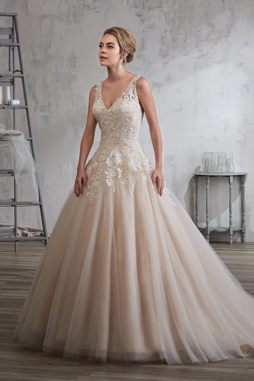 Long wedding reception dresses for the bride  Wedding Gown Gallery  Gowns Weddings and Wedding dress