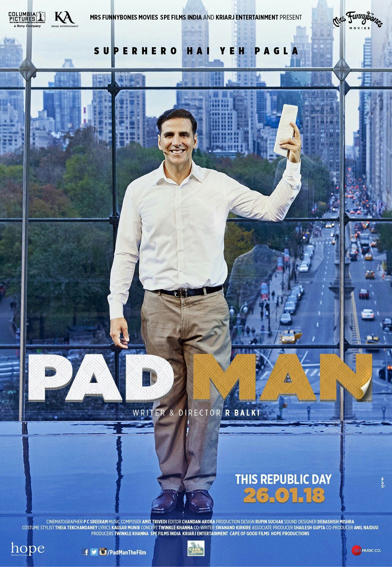 New Poster Out Of Akshay Kumar Upcoming Movie Moviesss Pinterest