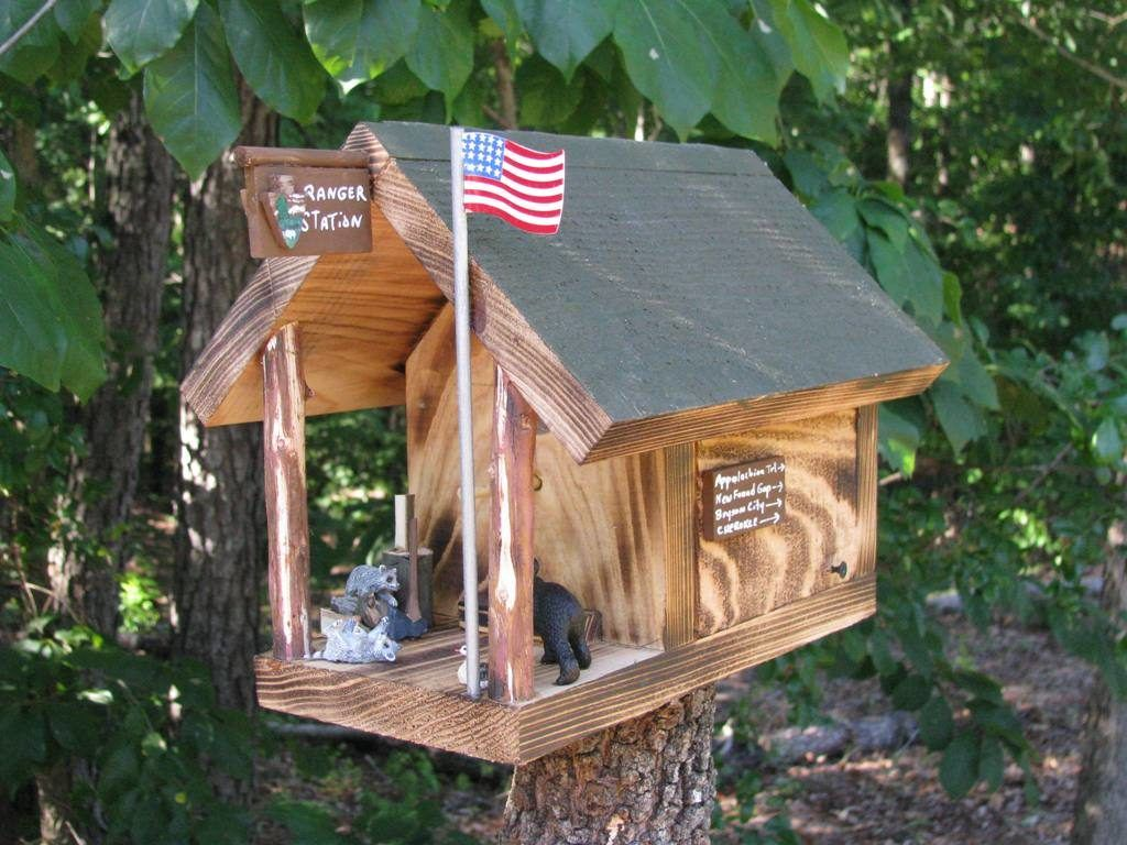 Birdhouse Designs Part - 41: 30+ Birdhouse Ideas For Your Precious Garden - CueThat