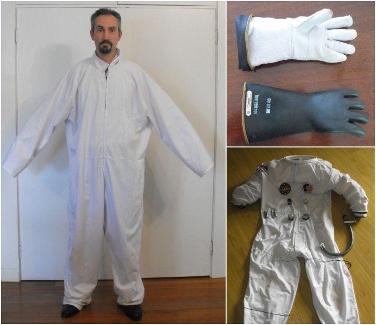Weltall Kostum Selber Machen Manner Astronaut Kostum Kostum