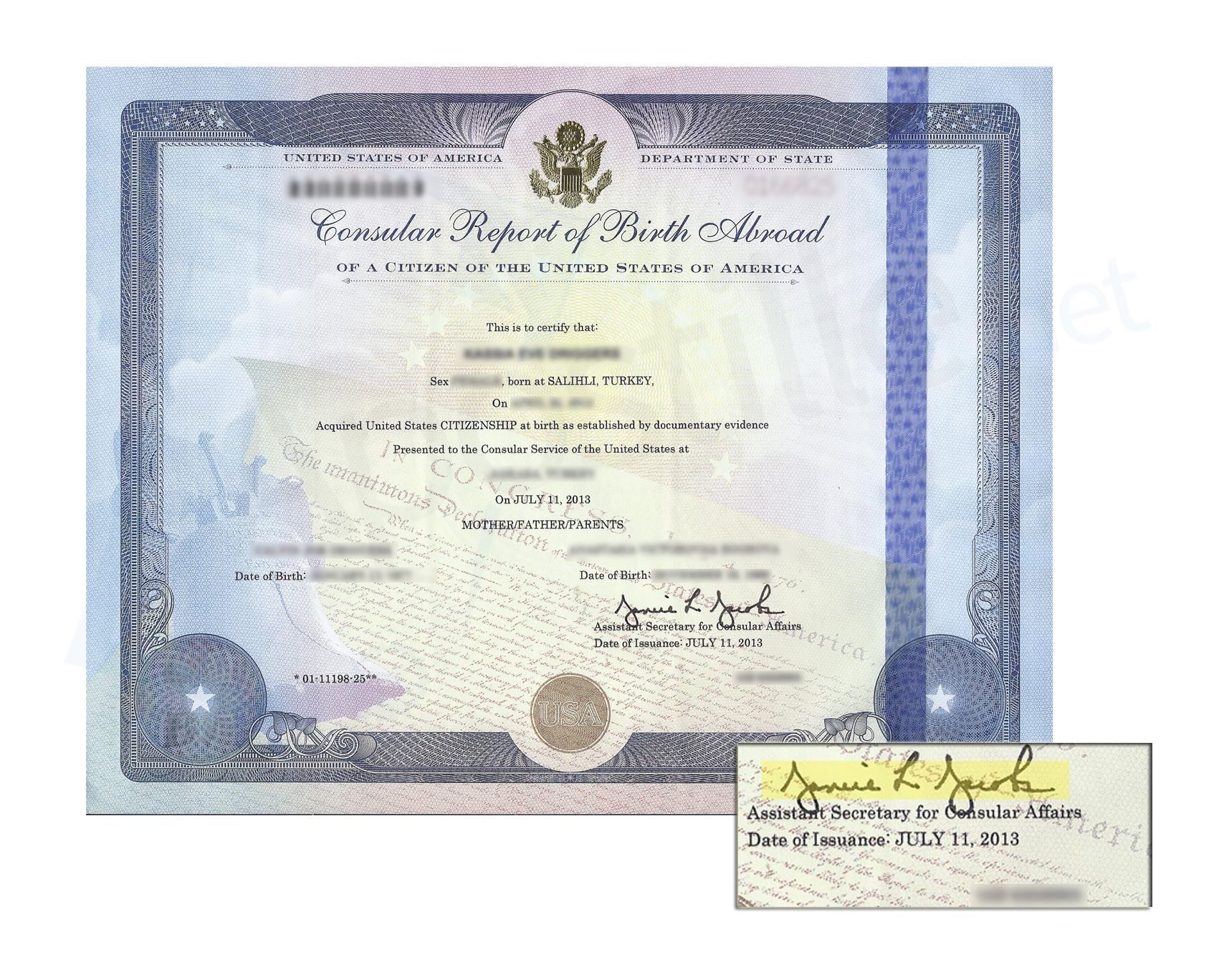 Consular certificate of birth abroad district of columbia consular certificate of birth abroad aiddatafo Choice Image