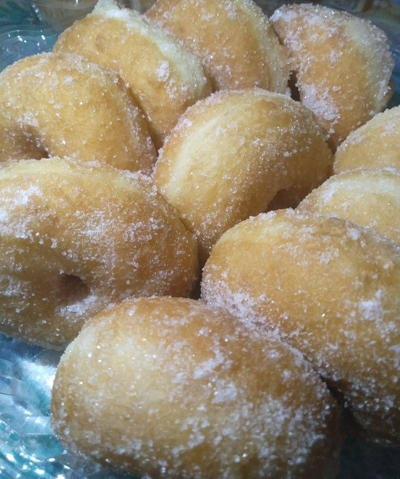 Cara Buat Donat Gebu Macam Span Sukatan Bahan Guna Cawan Rasa Doughnut Recipe Easy Doughnut Recipe Food