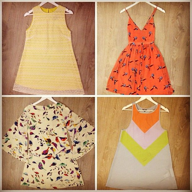 #SophiasShowroom Pick 1: Summer dresses from our new client Jarlo.