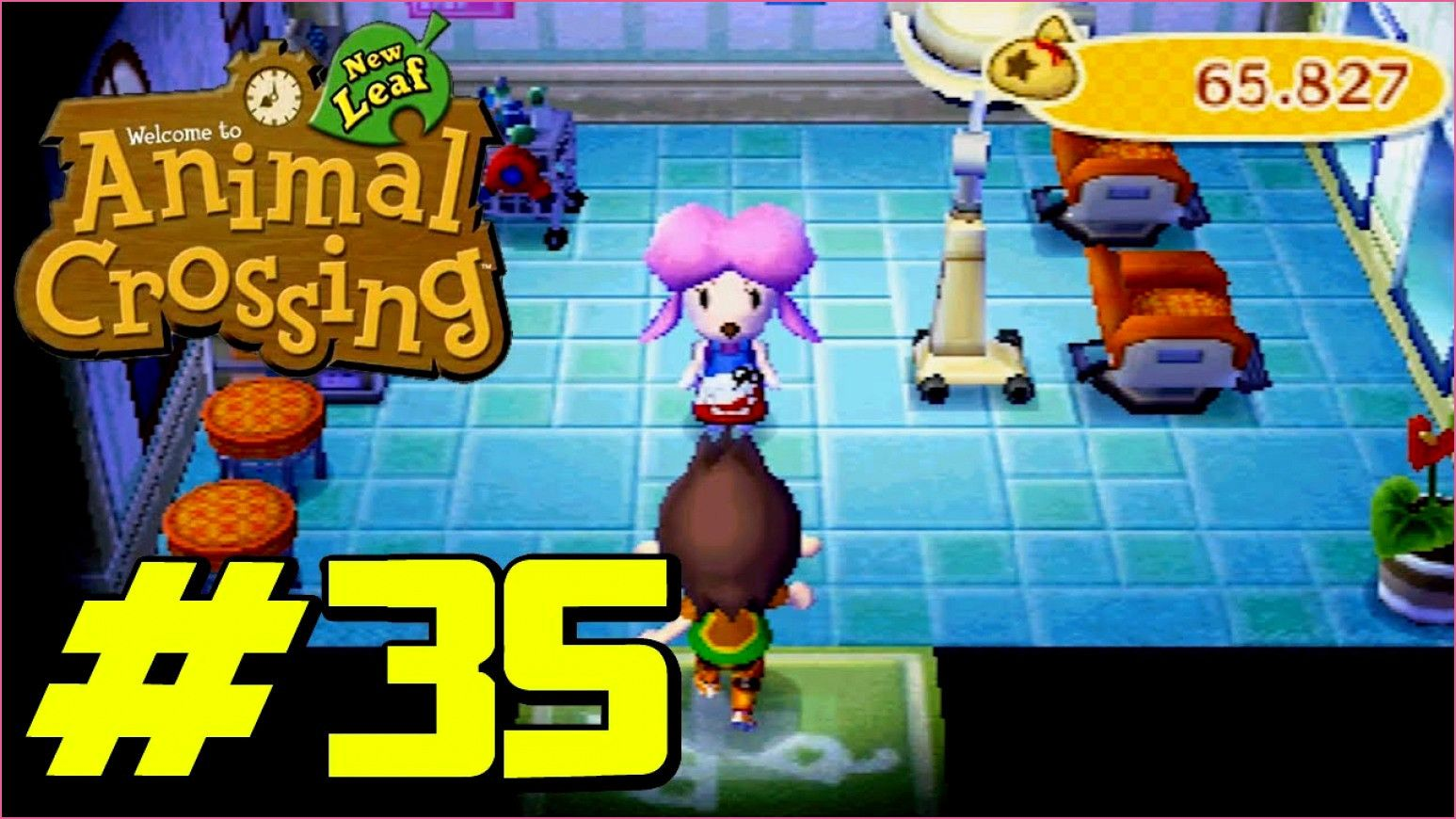 Animal Crossing New Leaf Frisuren Farben Frisuren Frisuren Kurzhaar Animal Crossing Frisuren