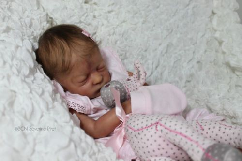 ca11a7cbad9 Details about Reborn JAYDEN by NATALIE SCHOLL baby doll boy girl ...