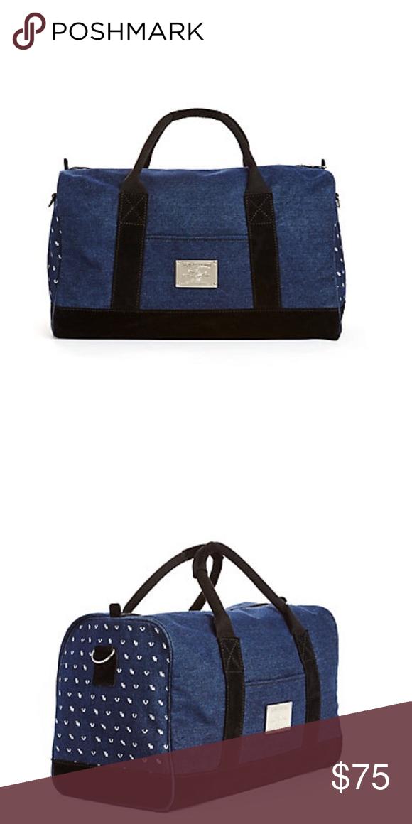 True Religion Duffel Bag Monogram Bags