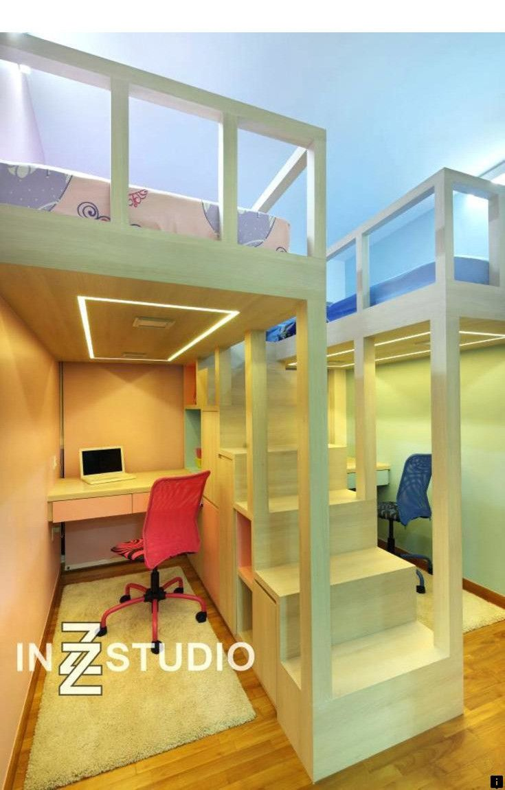Double loft bed ideas  Simply click the link to get more information bunk bed room ideas