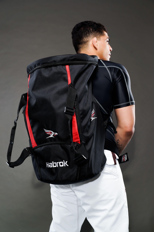 Pugnator Pro Comp Hybrid Gear Bag 50l Gear Bag Bags Jiu Jitsu Apparel