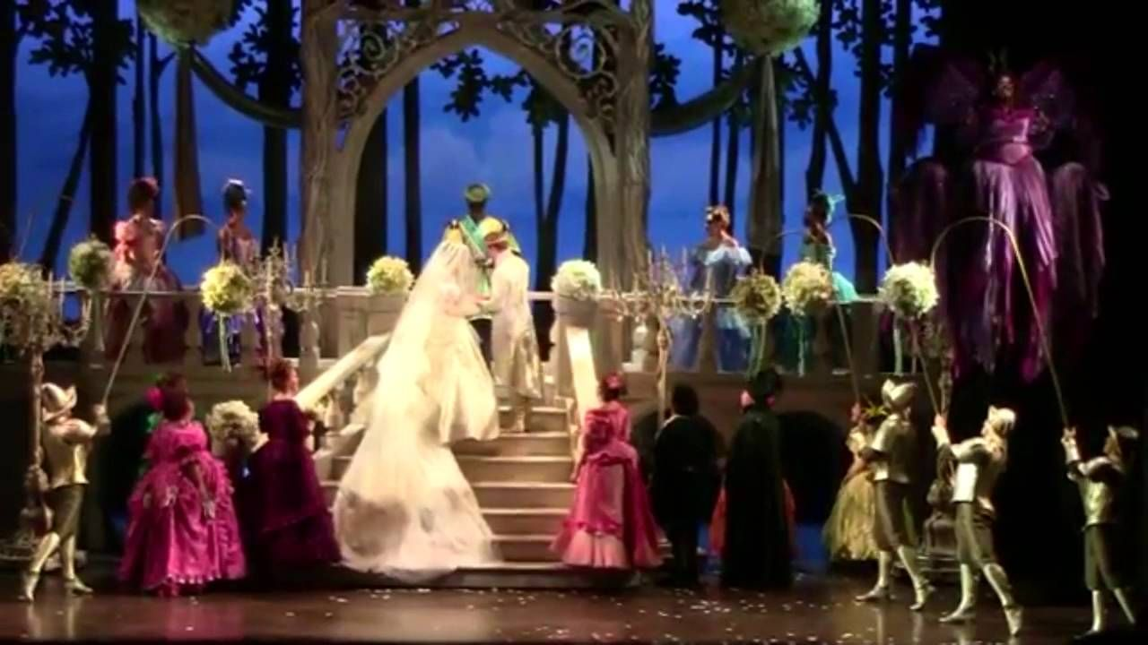 Cinderella National Tour 2014 Finale And Curtain Call Cinderella Curtain Call Tours