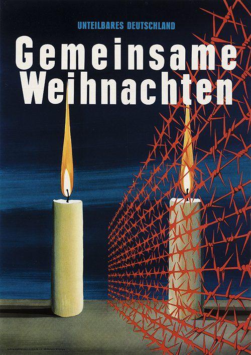 'Gemeinsame Weihnachten - unteilbares Deutschland', 1959