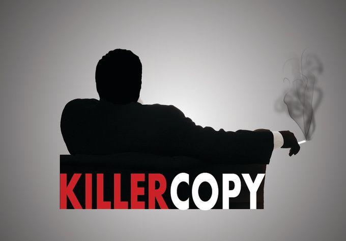 write KILLER copy that will push reader to action by marketingxpat - copy free blueprint design app