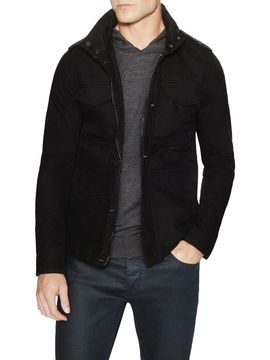 Field Hooded Jacket from Layer Up: Transitional Jackets on Gilt