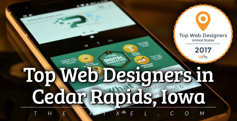 Top Web Designers In Cedar Rapids Iowa Web Design Website Design Trends Website Design