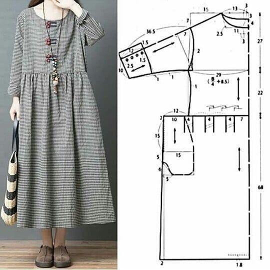 Kleid, #Kleid - Kleid, #Kleid - #1000LifeHacks #DressPatterns #Hacks, #1000LifeHacks #Dre...