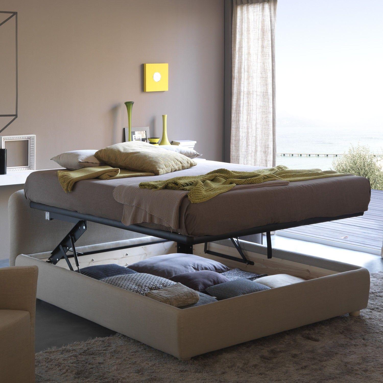 Einzelbett mit stauraum  Billig bett mit stauraum 180x200 | Deutsche Deko | Pinterest ...