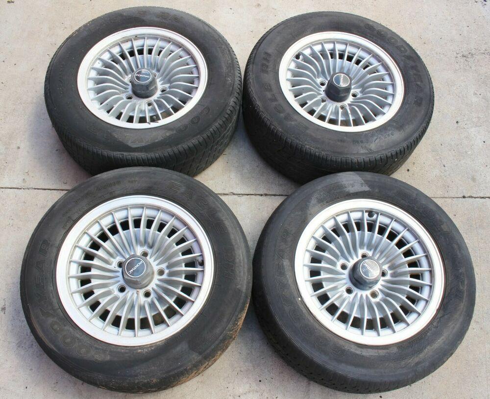 advertisement ebay 1982 1984 trans am knight rider 15x7 factory turbo cast wheels rims set of 4 knight rider wheel rims trans am pinterest