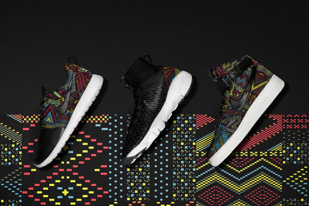 Nike Celebrates Black History Month With Collection Inspired