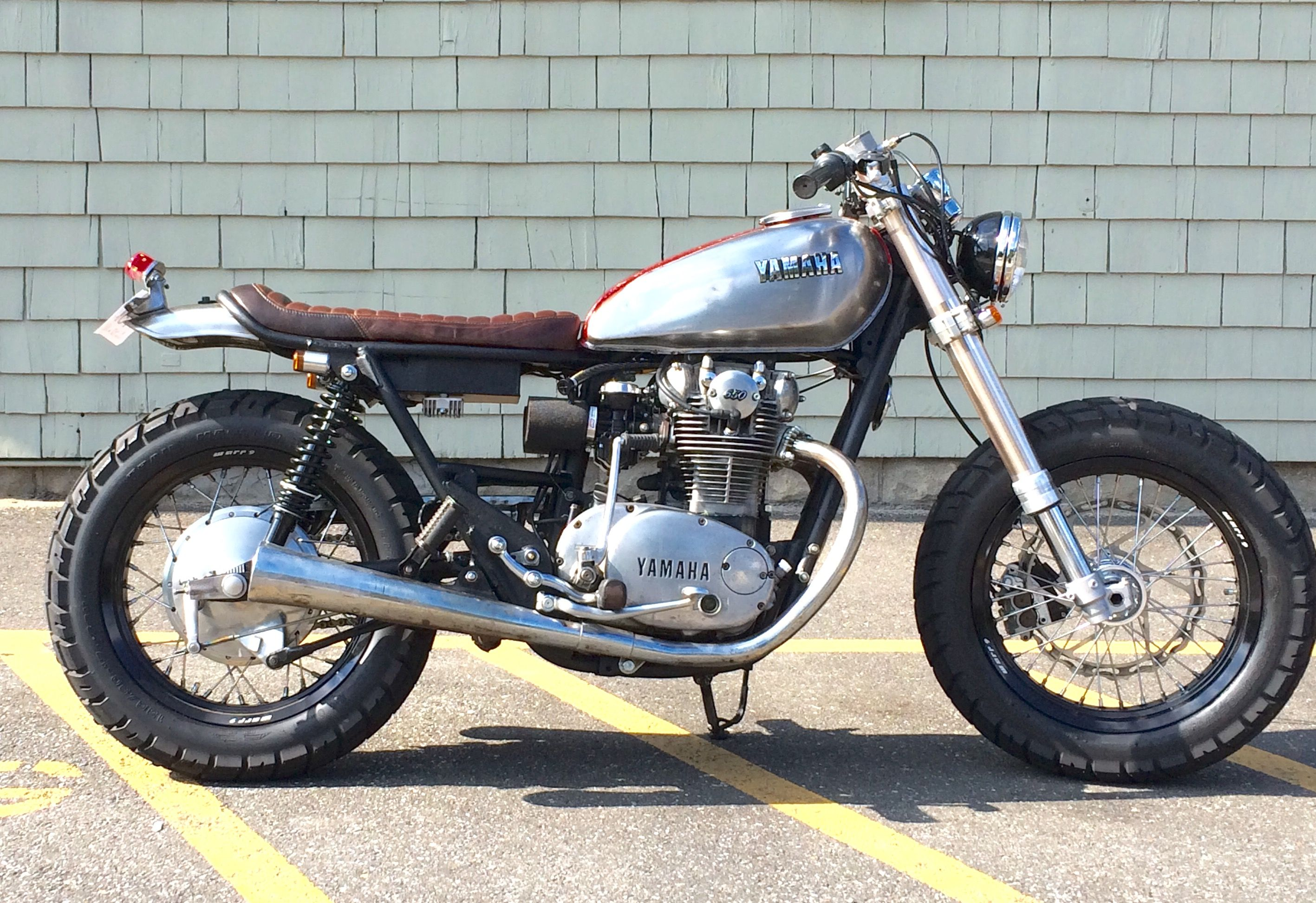 Yamaha xs650 street tracker from mule motorcycles custom motorcycles pinterest street tracker flat tracker and exhausted