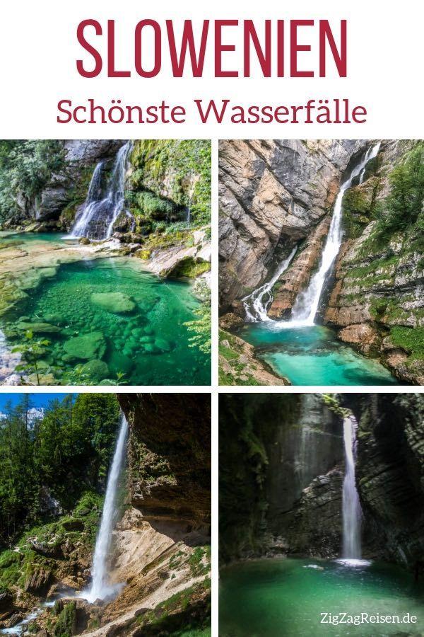 Photo of 7 atemberaubende Slowenien Wasserfälle – Bilder + Reisetipps