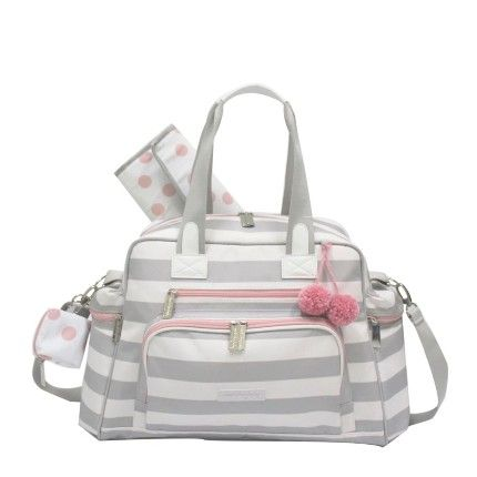 abc8fc297 Bolsa Everyday Candy Colors - Rosa - Masterbag - Novo Bebe Mobile Kit Bolsa  Maternidade Menino