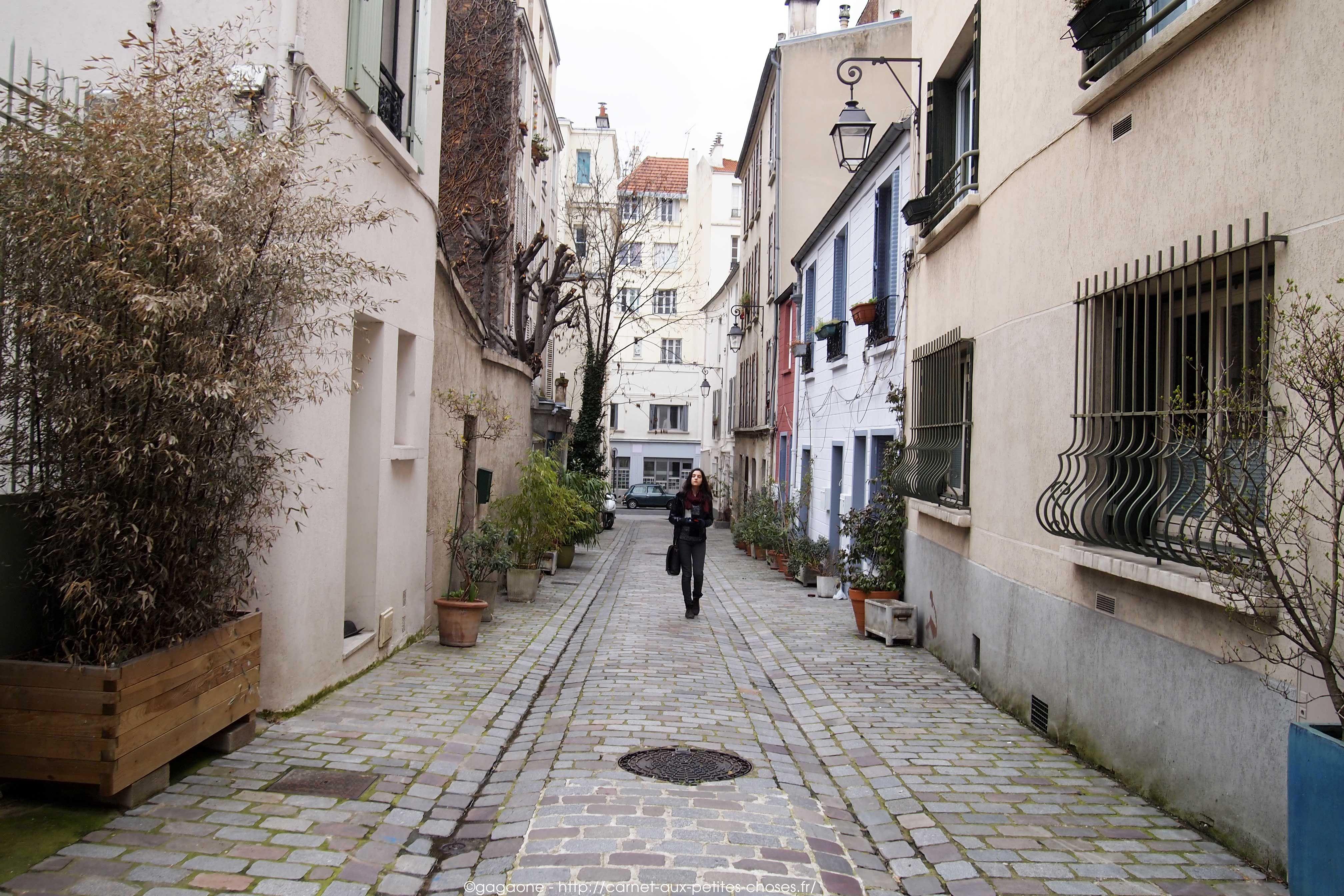 Balade insolite dans le 12ème, jardins et voies atypiques : Porte de ...