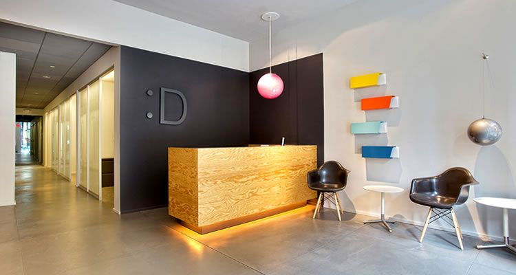 Tribeca dental design new york dentist tribeca dentist for Interior design office new york
