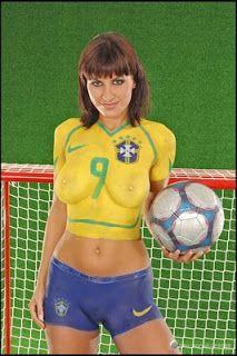 Confirm. join body paint women soccer team