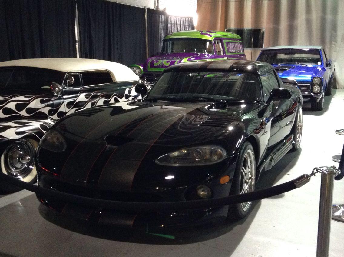 Dodge Viper, Count's Customs Las Vegas, Nevada