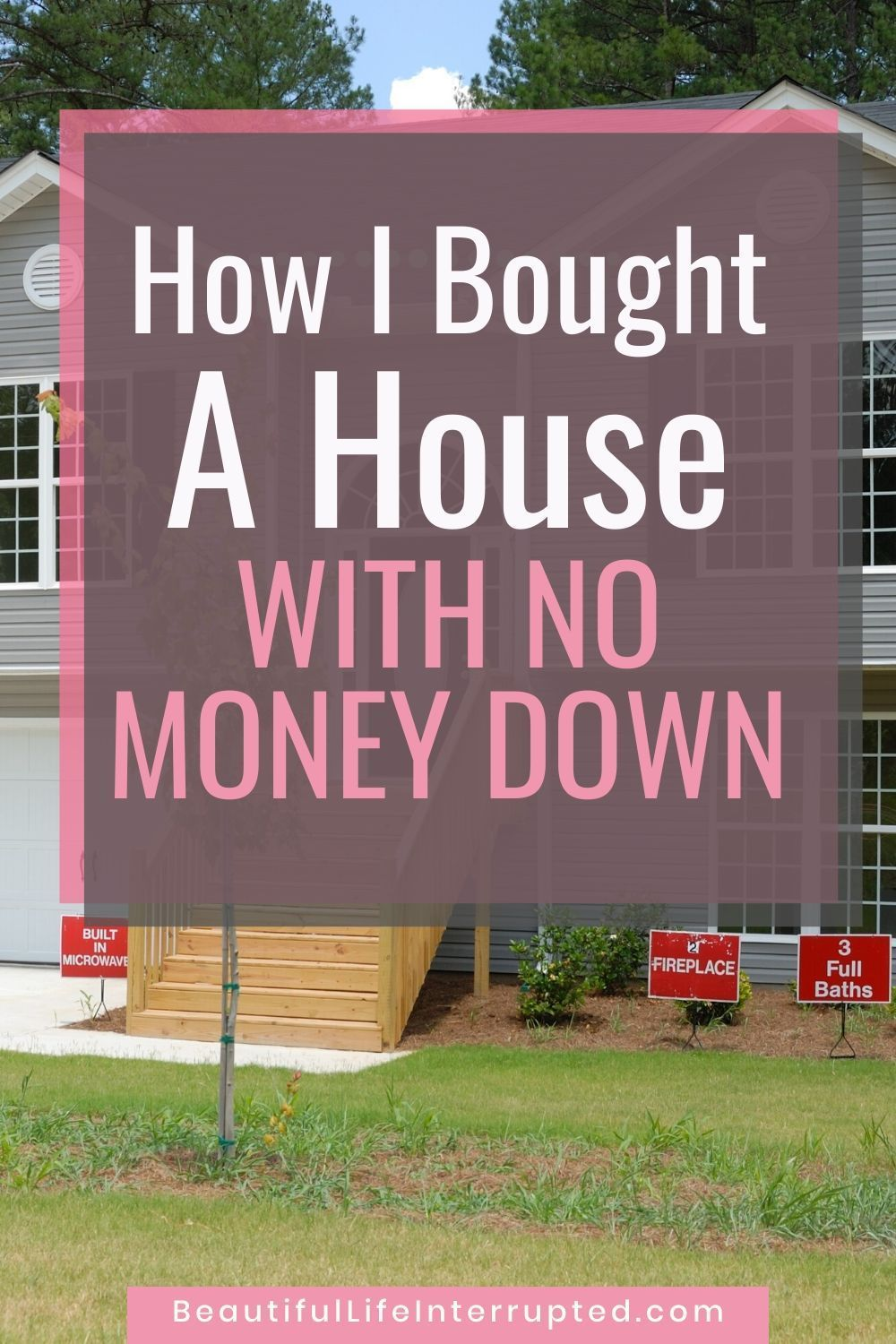 How To Get Into A Home With No Down Payment