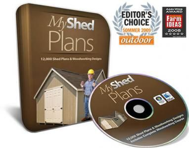 Click Here to Download Ryan Shed Plans or My Shed Plans eBook