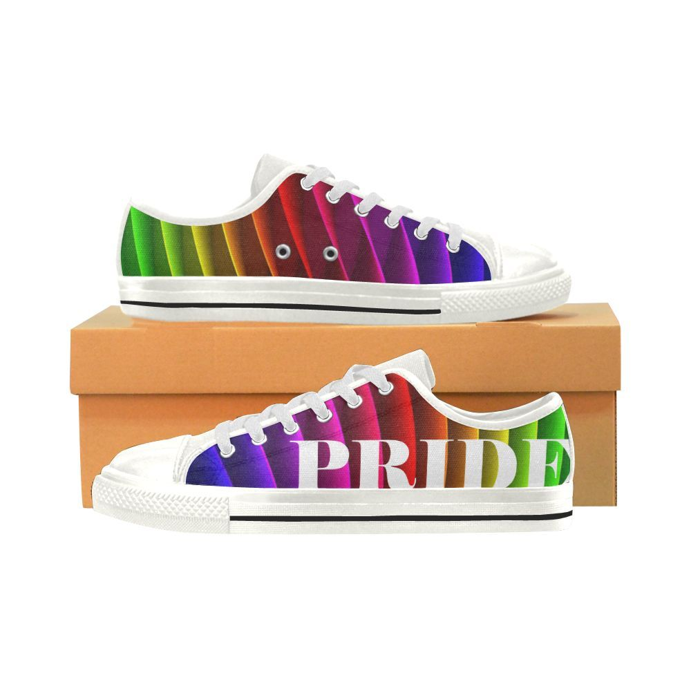 Pride Rainbow Women Shoes