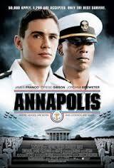 Annapolis Paixao E Gloria James Franco Cartaz De Filme