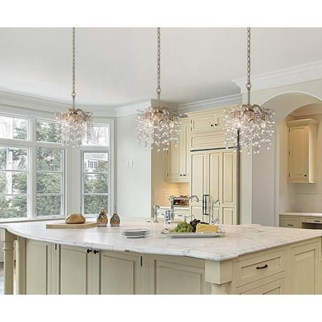 Champagne Silver Branches 12 Wide Small Chandelier Love But Not The Right Color Mini Pendant Lights Bronze Kitchen Gold Pendant Lighting