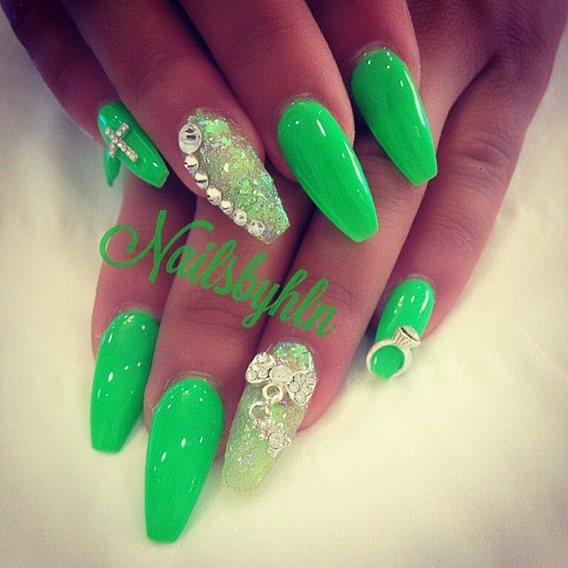 nailsbyhln | Single Photo | Instagrin | Nail Love! | Pinterest