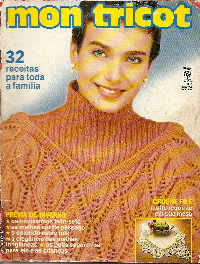 revista mon tricot 2011
