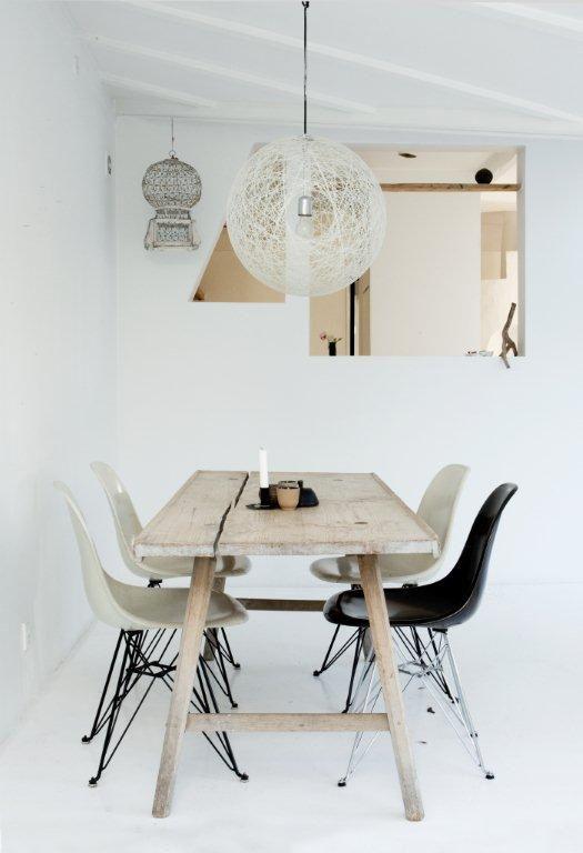 Salle à manger interior boho style Pinterest Clean design