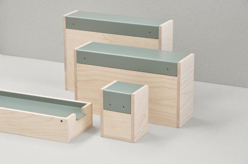Boxes : Wouter Scheublin