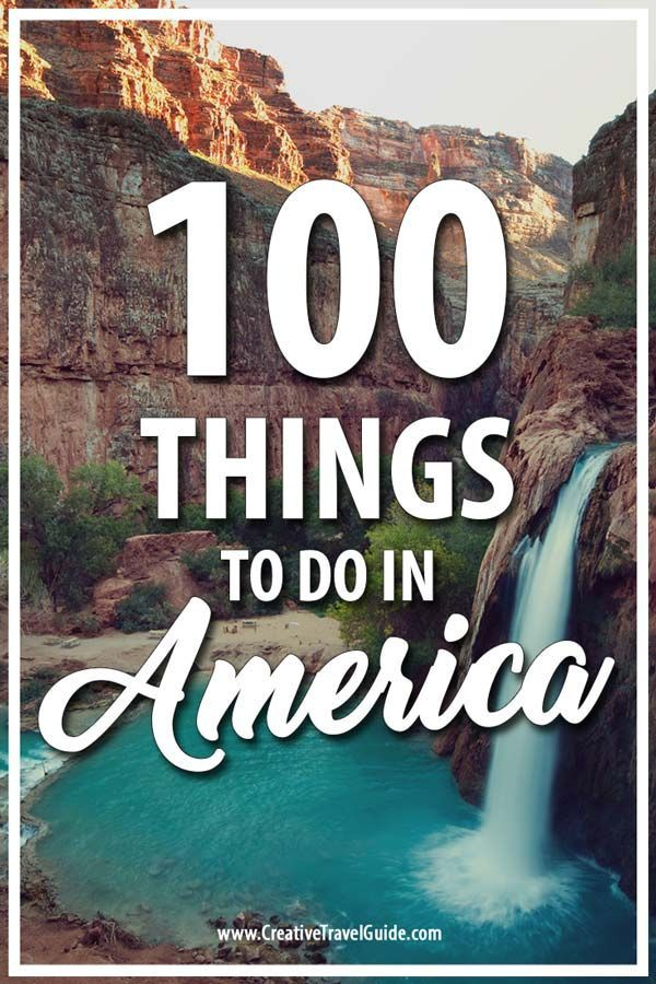 Photo of THE ULTIMATE USA BUCKETLIST – 100 BEST THINGS TO DO IN THE USA • Creative Travel Guide