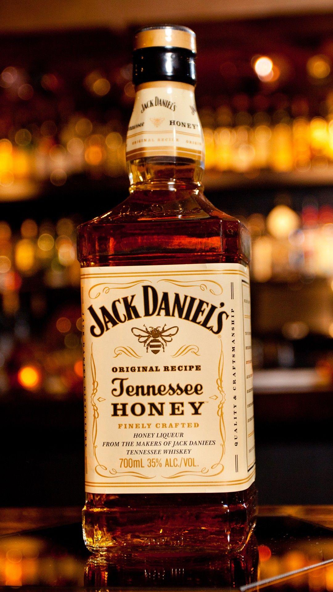 Jack Daniels Honey Whiskey Smartphone Wallpaper Hd Jack Daniels
