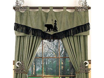 17 Best images about Window treatments on Pinterest   Curtain rods ...