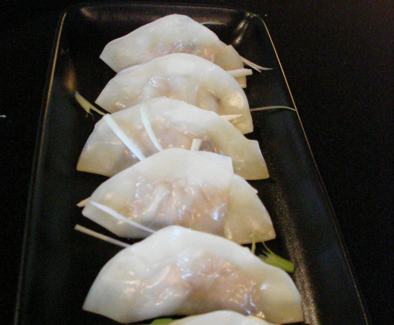 Recipe Asian Chicken and Pork Dumplings by foodieforever ...