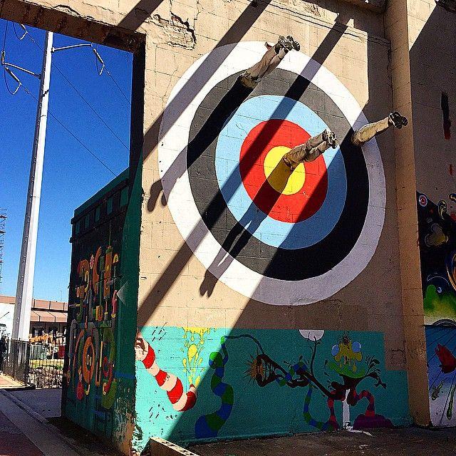 James River Power Plant Building #streetart #target #graffiti #graphic #art #Richmond #RVA #visitrichmondva #VisitRichmond #visitusa #virginiaisforlovers #JamesRiver #aqvoueua