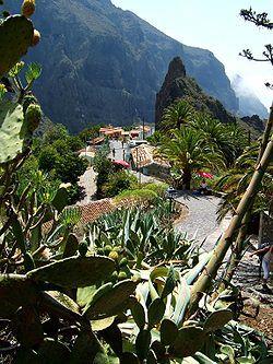 Buenavista del Norte, Tenerife, Islas Canarias