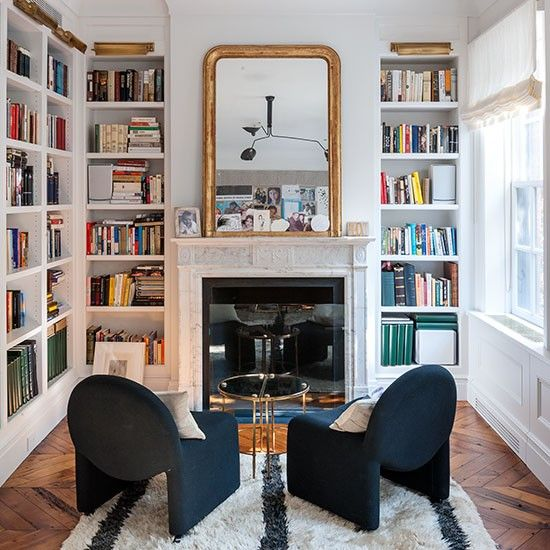 Study | Brownstone in New York | House tour | PHOTO GALLERY | Livingetc | Housetohome.co.uk